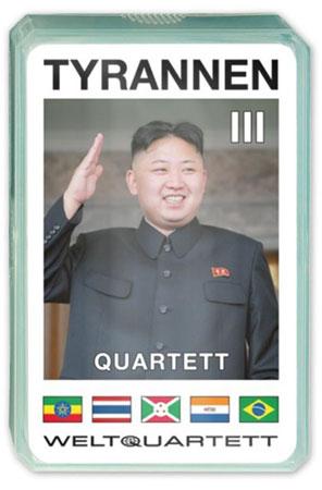Tyrannen III Quartett