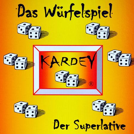 Kardey - Das Würfelspiel der Superlative