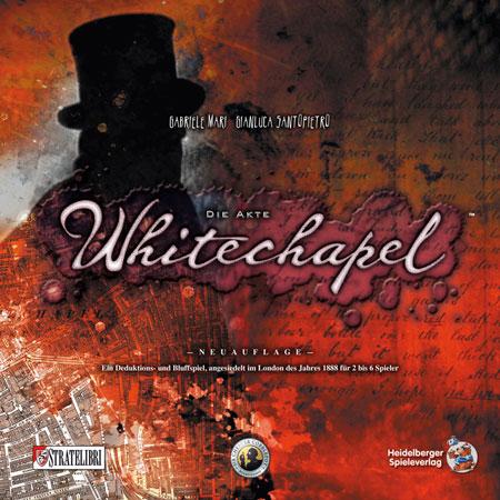Die Akte Whitechapel