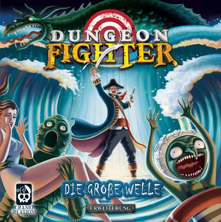 Dungeon Fighter - Die Große Welle Erweiterung