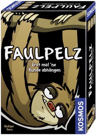 Faulpelz - Erst mal ne Runde abhängen