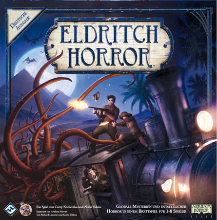 Eldritch Horror (dt.)