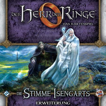 Der Herr der Ringe - Das Kartenspiel: Die Stimme Isengarts Erweiterung