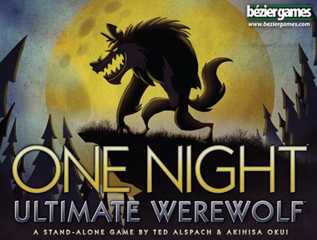 One Night Ultimate Werewolf (engl.)
