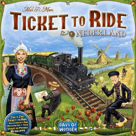 Zug um Zug - Niederlande Erweiterung