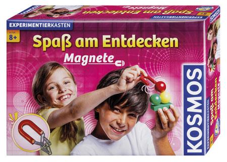 Spaß am Entdecken - Magnete (ExpK)