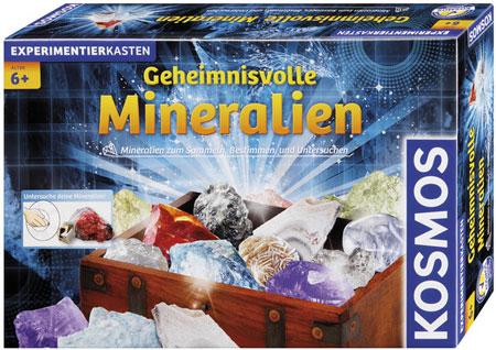 Geheimnisvolle Mineralien (ExpK)