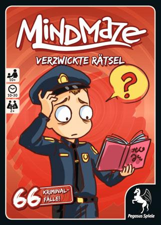 MindMaze - Verzwickte Rätsel: 66 Kriminalfälle