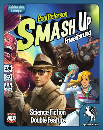 Smash Up! - Science Fiction Double Feature Erweiterung (dt.)