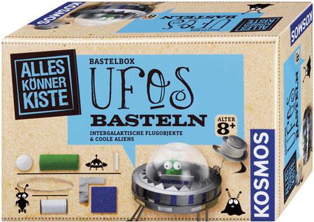 UFOs basteln