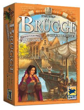 Brügge - Die Stadt am Zwin 1. Erweiterung
