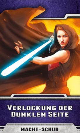 Star Wars - Das Kartenspiel - Verlockung der Dunklen Seite (Echos der Macht Zyklus 2)