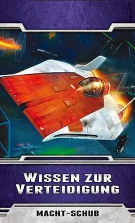 Star Wars - Das Kartenspiel - Wissen zur Verteidigung (Echos der Macht Zyklus 3)