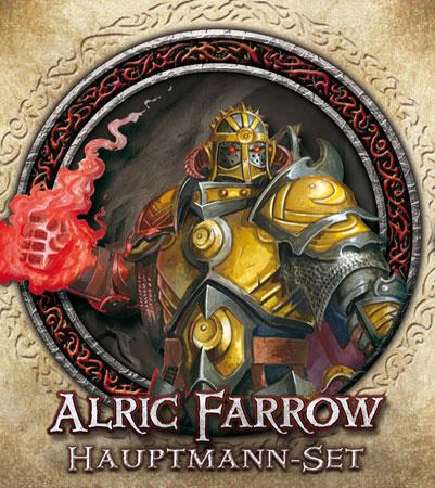 Descent 2. Edition - Alric Farrow Hauptmann-Set (dt.)