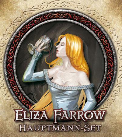 Descent 2. Edition - Eliza Farrow Hauptmann-Set (dt.)