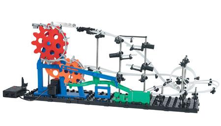 "Kugelbahn ""Spacerail"" - Transmission Level 2"