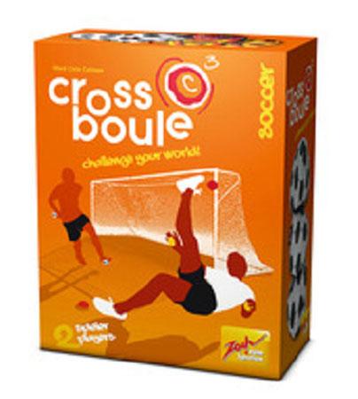 CrossBoule Set SOCCER