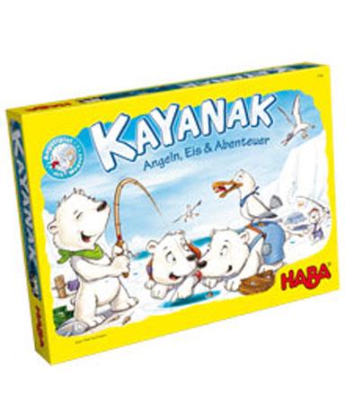 Kayanak - Angeln, Eis & Abenteuer