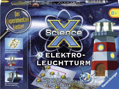 ScienceX - Mini Elektroleuchtturm