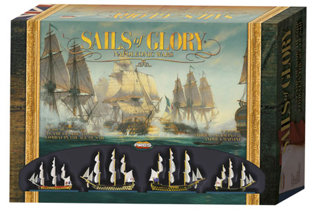 Sails of Glory: Starter Set (engl.)