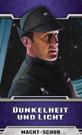 Star Wars - Das Kartenspiel - Dunkelheit und Licht (Echos der Macht Zyklus 6)