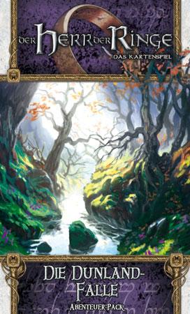 Der Herr der Ringe - Das Kartenspiel: Die Dunland-Falle (Ringmacher 1)