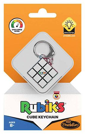 Rubik´s Cube 3x3 mit Schlüsselanhänger