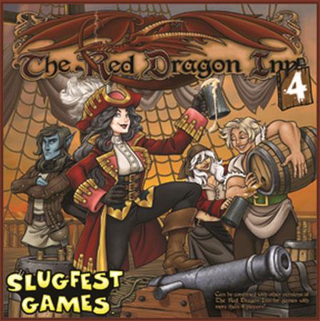 The Red Dragon Inn 4 (engl.)