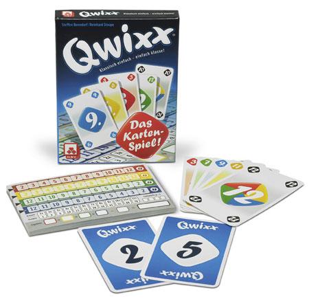 Qwixx – Das Kartenspiel