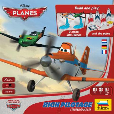 Planes - High Pilotage