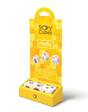 Story Cubes Mix - Ärzte