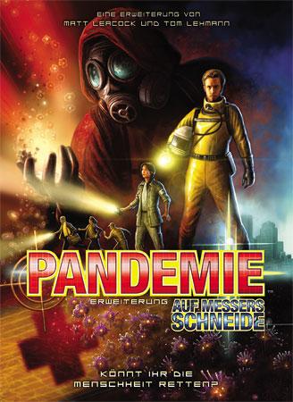Pandemie - Auf Messers Schneide (1. Erw.)