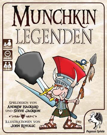 Munchkin Legenden