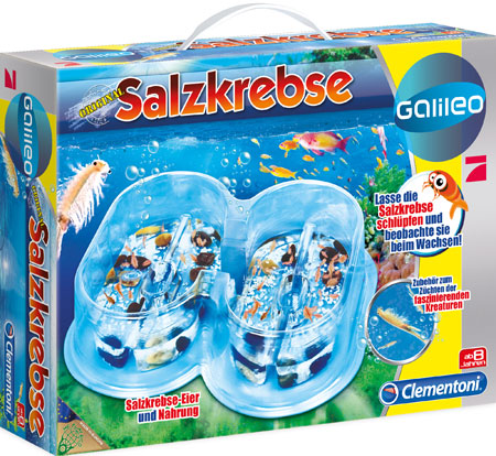 Galileo - Salzkrebse Basis-Set