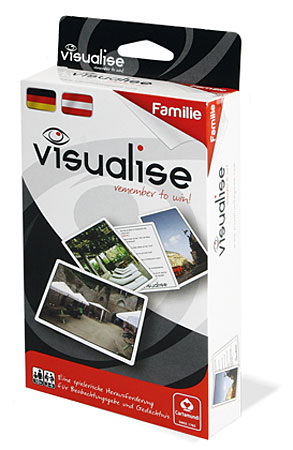 Visualise - Remember to win Familien-Edition