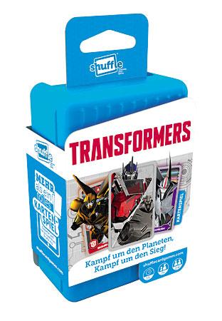 shuffle-transformers
