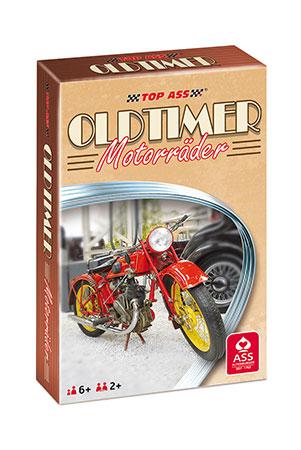 TOP ASS - Oldtimer Quartett – Motorräder