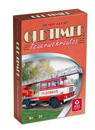 TOP ASS - Oldtimer Quartett – Feuerwehr