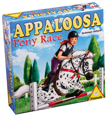 Appaloosa - Pony Race