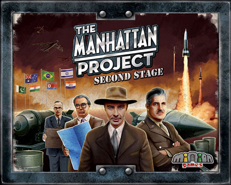 The Manhattan Project: Second Stage Expansion (engl.)