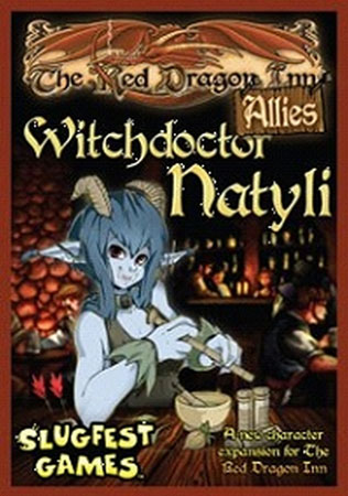 The Red Dragon Inn Allies - Witchdoctor Natyli (engl.)