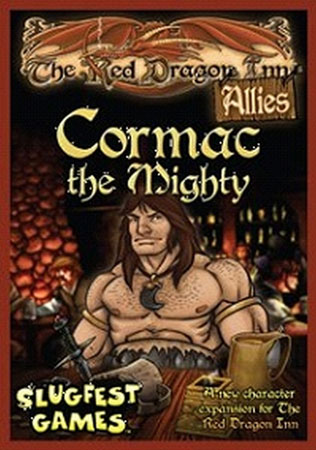 The Red Dragon Inn Allies - Cormac the Mighty (engl.)