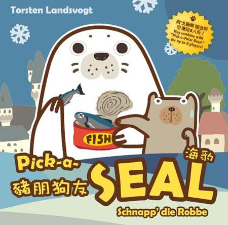 Rettet die Robbe (Pick a Seal)