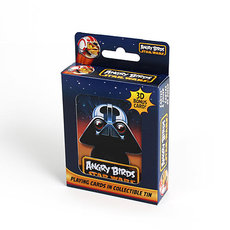 Angry Birds™ Kartenspiel Star Wars™ – Darth Vader