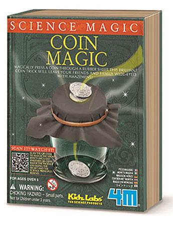 Science Magic - Coin Magic