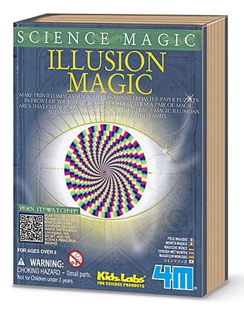 Science Magic - Illusion magic