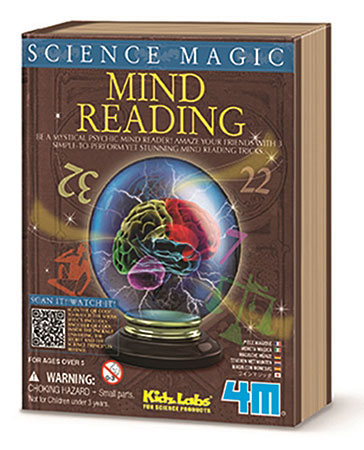 Science Magic - Mind Reading
