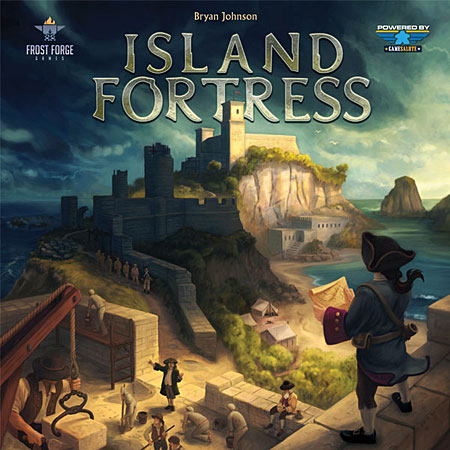 Island Fortress (dt.)