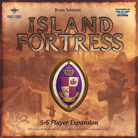 Island Fortress - 5-6 Spieler Erweiterung