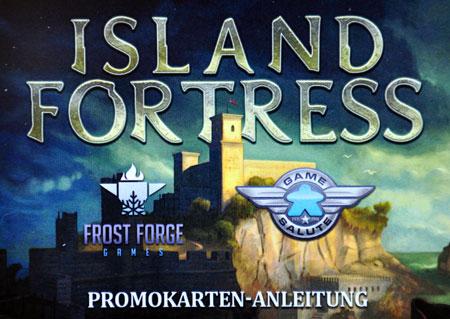 Island Fortress - Geheimaufträge & Wertungskarten
